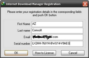 Internet Download Manager) di komputer Anda akan menjadi full version